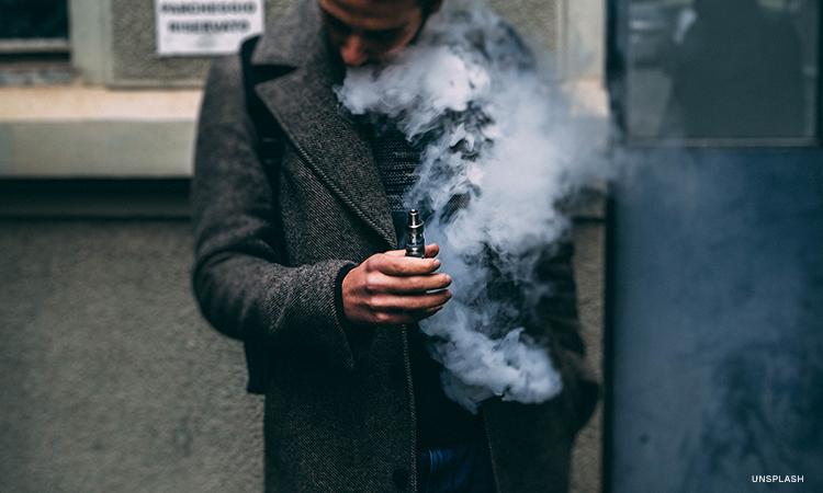 DOH prohíbe el uso de cigarrillos electrónicos, vapes en público Vape_CNNPH