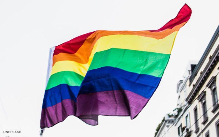 from Marcus un gay rights delaration