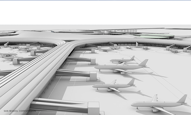 LOOK: San Miguel gives a sneak peek into proposed Bulacan airport