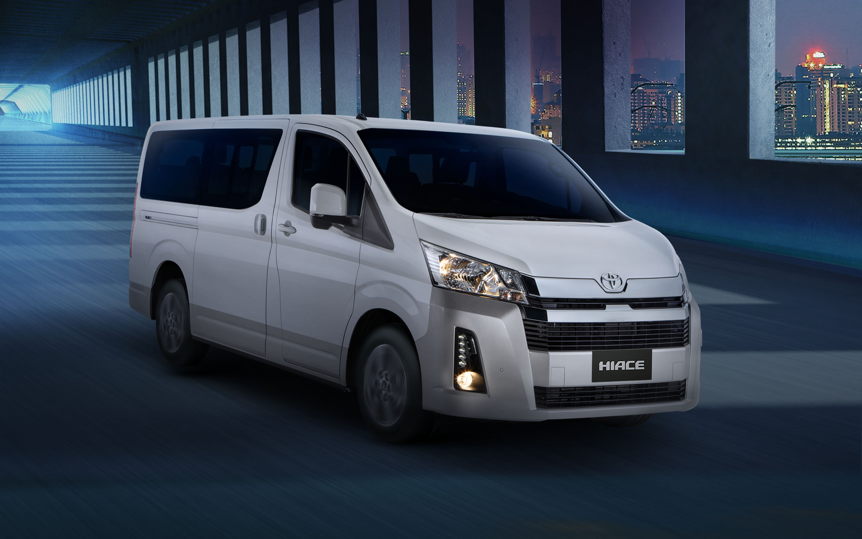 69ac6d4e49 The all-new Toyota Hiace continues to redefine how Filipinos live and travel